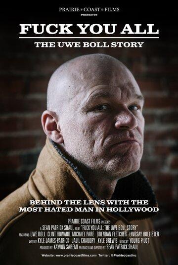 Постер Нах@р вас всех: История Уве Болла undefined