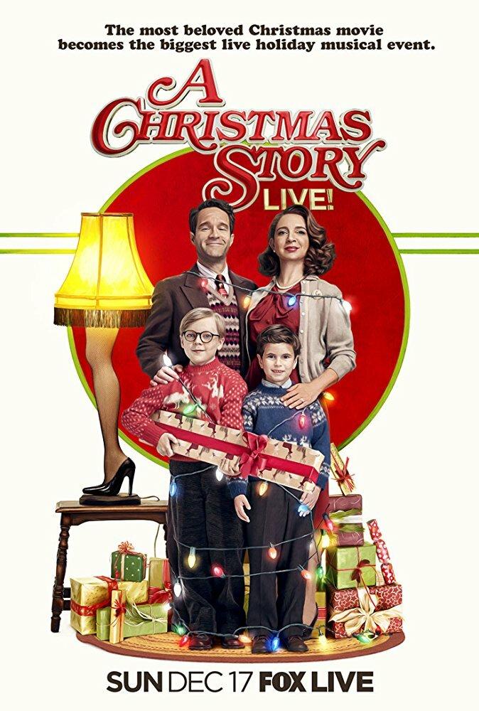 В эфире «Рождественская история» / A Christmas Story Live! (2017)