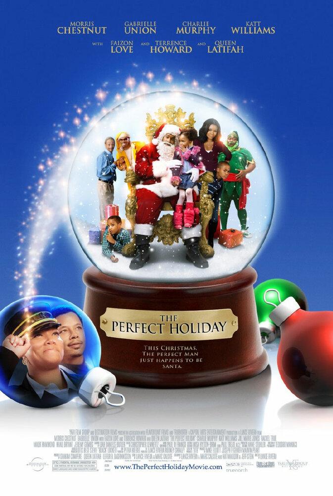 Идеальное Рождество смотреть онлайн (2007) HDRip