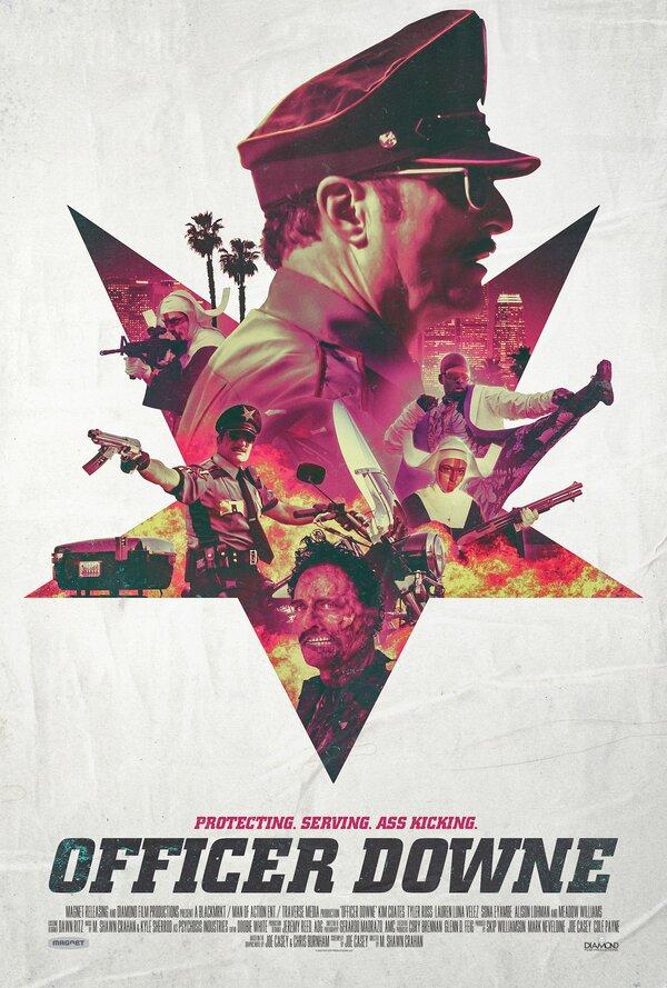 Отзывы к фильму – Офицер Доун (2016)