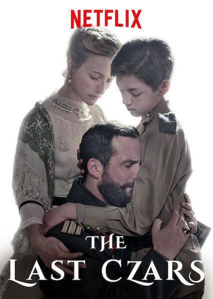 В сериале «Последние цари» о Николае II на Netflix нашли исторические неточности [Кино|В Мире]
