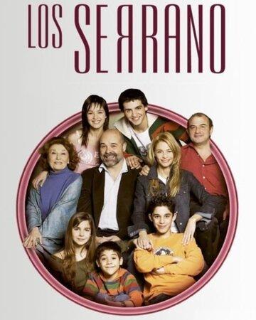 Семья Серрано (сериал, 8 сезонов) (2003) — отзывы и рейтинг фильма