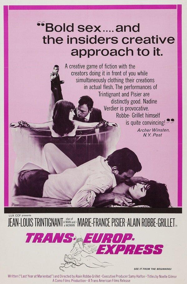 Трансъевропейский экспресс (1966)