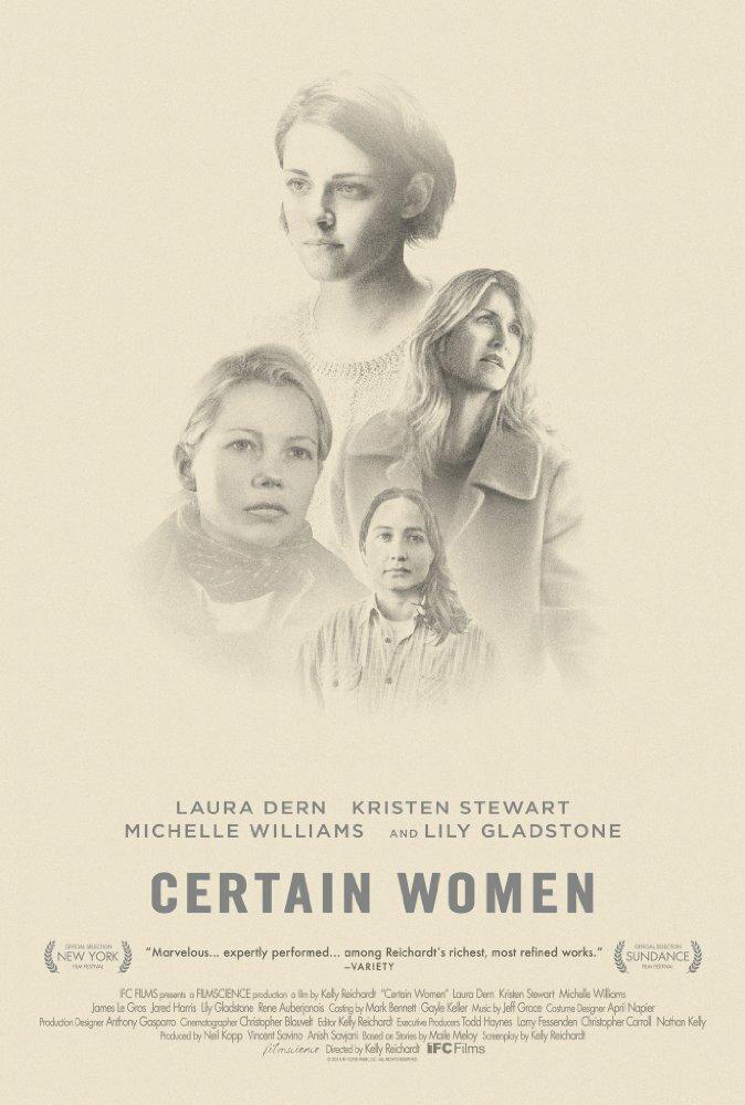 Некоторые женщины / Certain Women (2016) смотреть онлайн