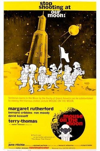 Мышь на Луне (1963)