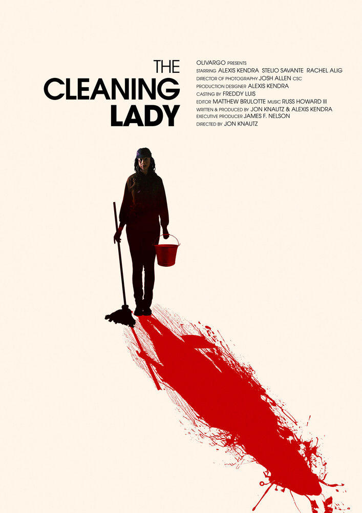 Уборщица (2018) - The Cleaning Lady смотреть онлайн