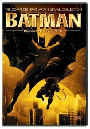 Бэтмен (1943) полный фильм