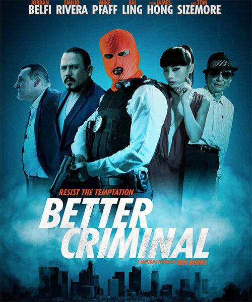 Хороший преступник  (2016)