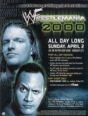 WWF РестлМания 16 (2000)