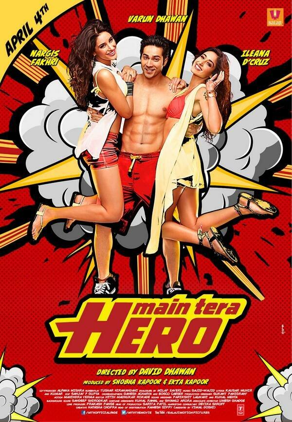 индийский фильм я твой герой скачать