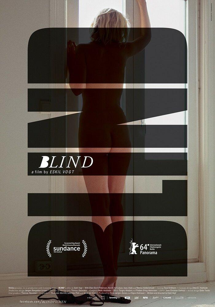 Слепая / Blind (2014) DVDRip