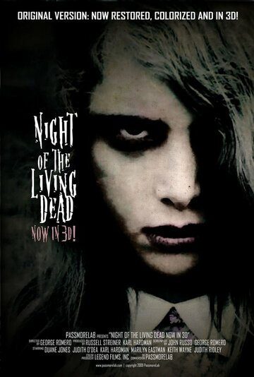 Фильм Ночь живых мертвецов: Воскрешение