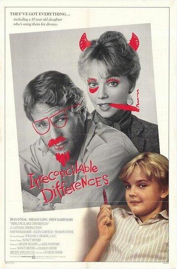 Постер к фильму Непримиримые противоречия (1984)