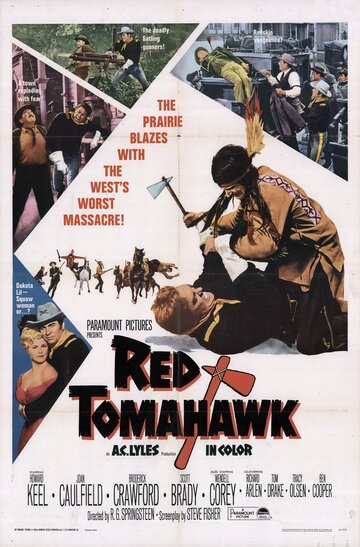 (Red Tomahawk)