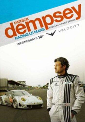 Патрик Демпси в гонке Ле-Мана