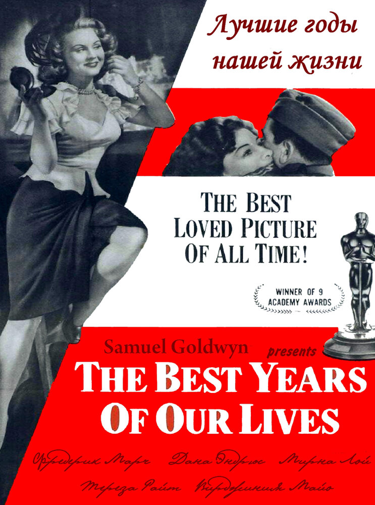 ������ ���� ����� ����� / The Best Years of Our Lives (1946) - �����, ���������