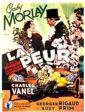 Страх (1936)