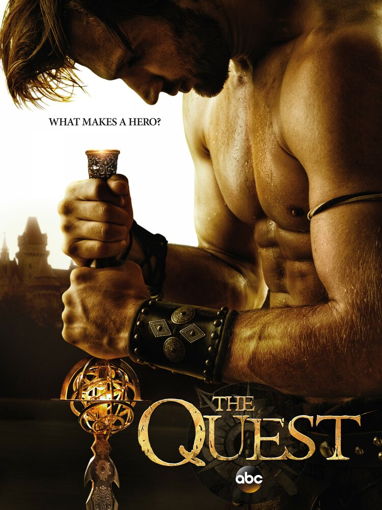 Квест / The Quest (2014)
