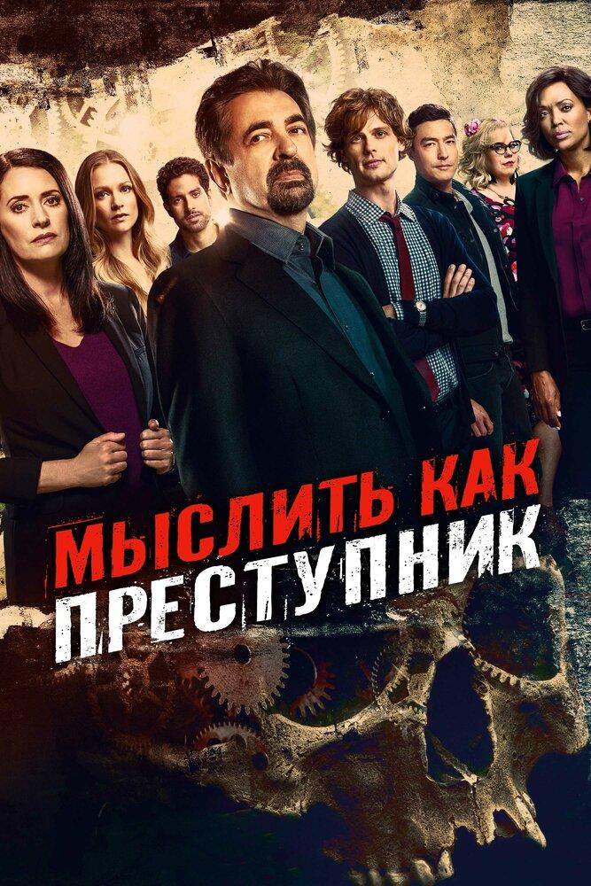 Мыслить как преступник 13 сезон 20 серия 2005