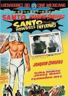 Санто против людей дьявола (1961) полный фильм онлайн