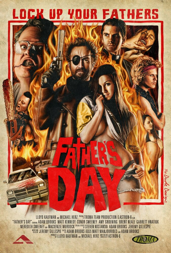 День отца / Father's Day (2011)
