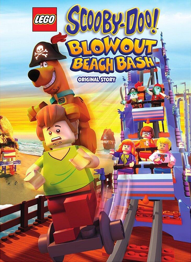 Лего Скуби-ду: Улетный пляж (видео) / Lego Scooby-Doo! Blowout Beach Bash