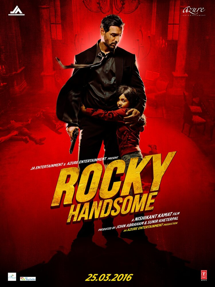 ����� ��������� / Rocky Handsome (2016) �������� ������