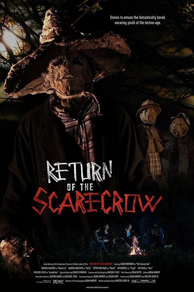 Пугало возвращается 2017 Return of the Scarecrow Фильм ужасов
