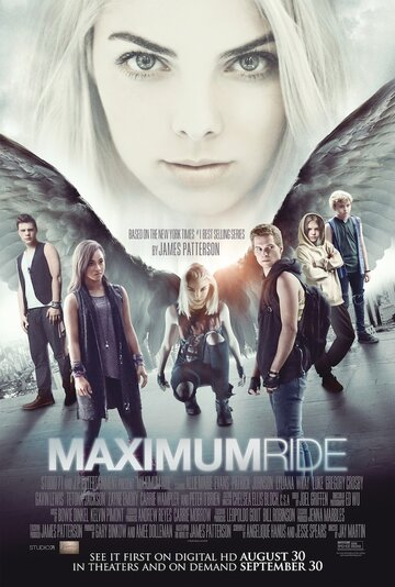 Максимум Райд / Maximum Ride (2016) смотреть онлайн