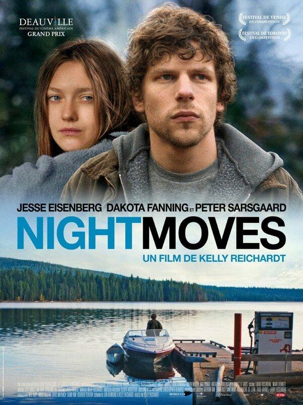 Отзывы и трейлер к фильму – Ночные движения (2013)