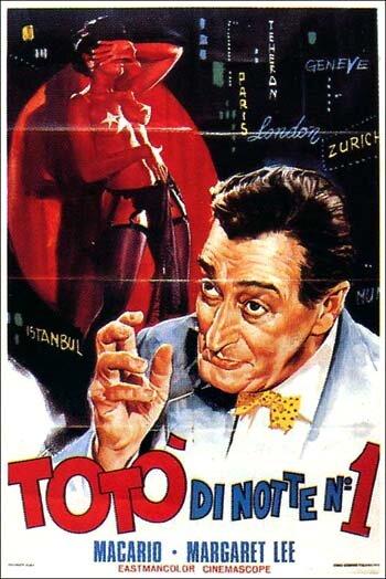 Тото в ночи (1962)