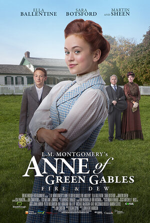 Энн из Зелёных Крыш: Пламя и роса  (2017)