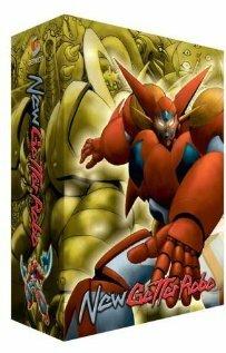 Робот Геттер [ТВ-4] / Shin Getter Robo / Робот Геттер / New Getter Robo (2004)