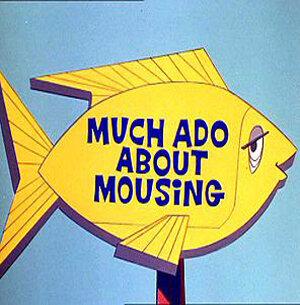 Кое-что о ловле мышей