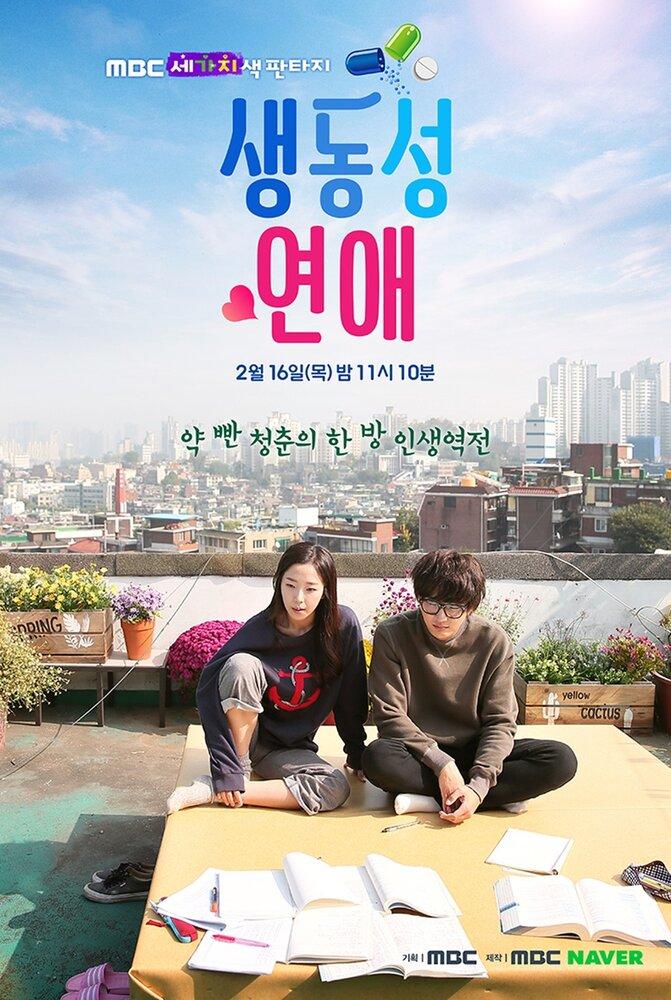 1008451 - Яркая романтика ✦ 2017 ✦ Корея Южная