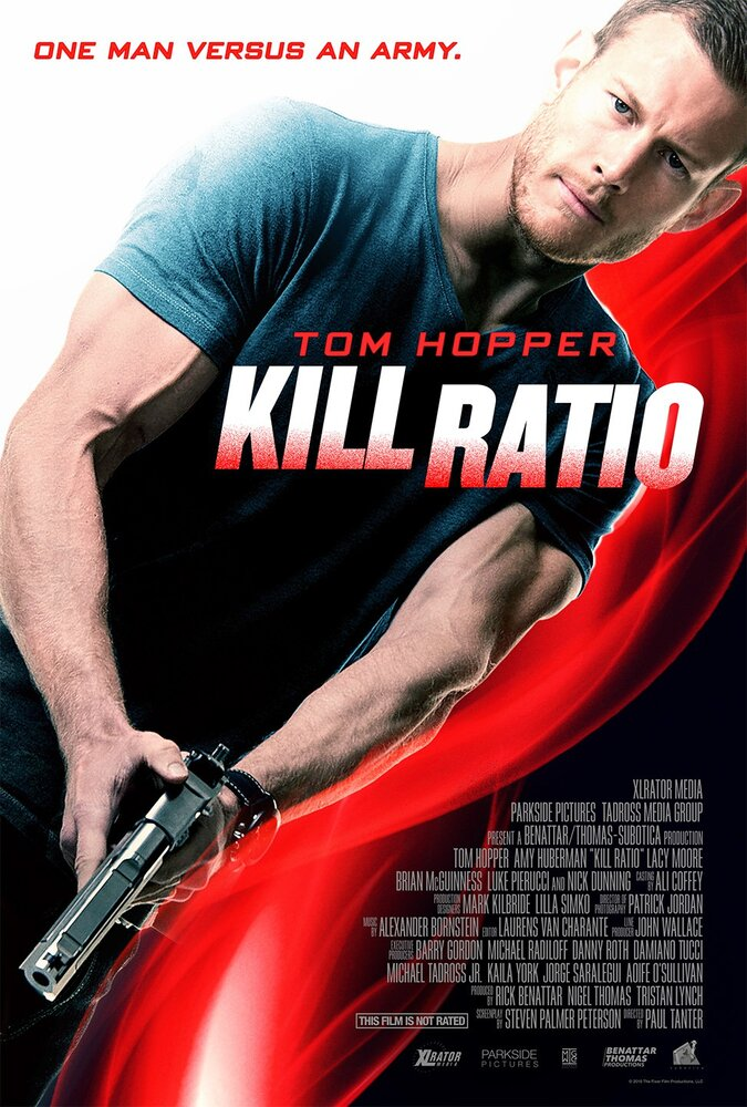 Ранг убийцы / Kill Ratio (2016) смотреть онлайн
