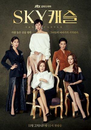 300x450 - Дорама: Небесный замок / 2018 / Корея Южная