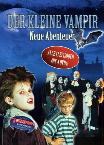 Маленький вампир – Новые приключения (1993) полный фильм онлайн