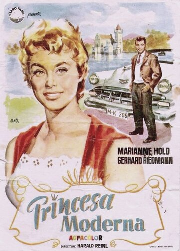 Принцесса из Санкт-Вольфганга (1957)