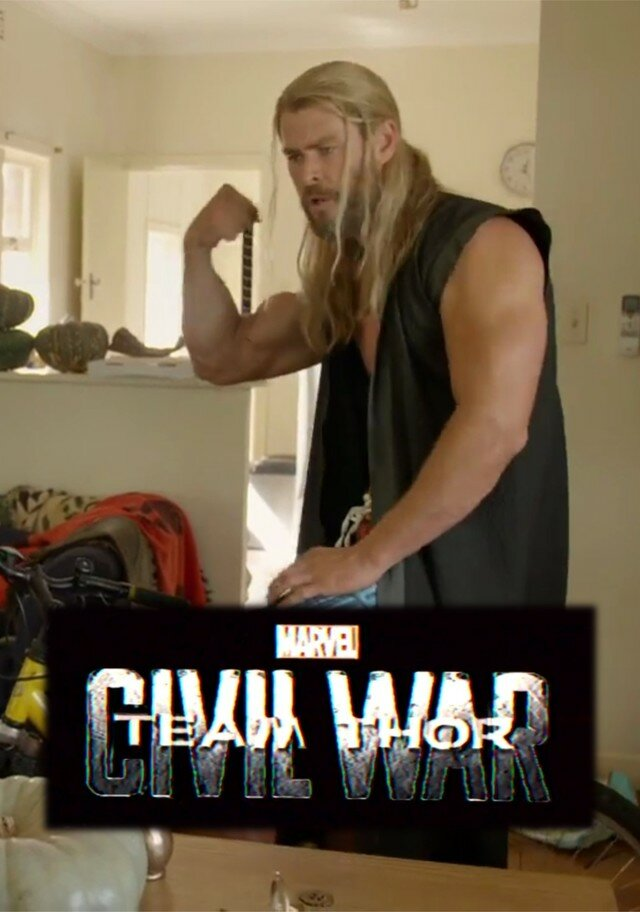 Команда Тора. Часть 2 / Team Thor: Part 2