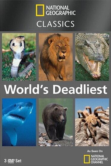 Самые опасные животные