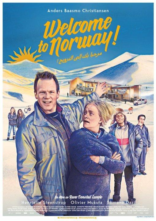 Добро пожаловать в Норвегию (2016)
