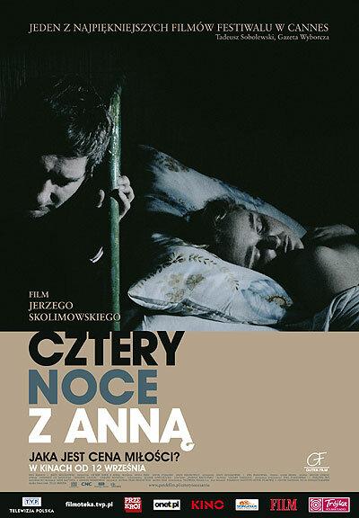 Четыре ночи с Анной (2008) HD 720