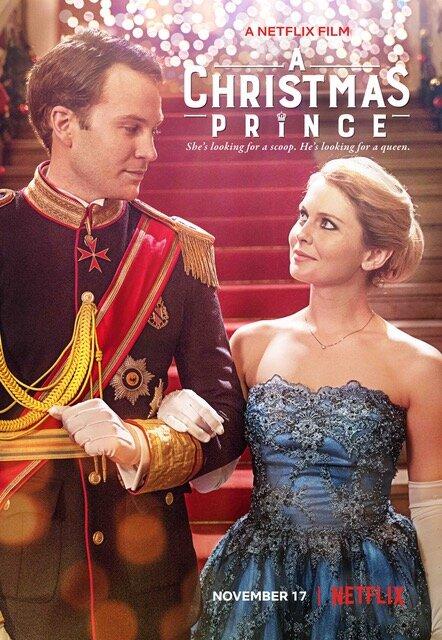 Принц на Рождество (2018) HD