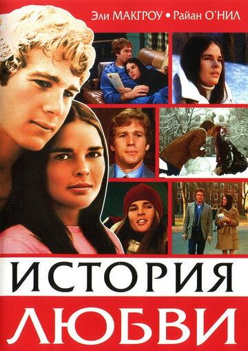 История любви (1970) полный фильм онлайн