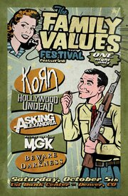 Korn's Family Values Live (2013)