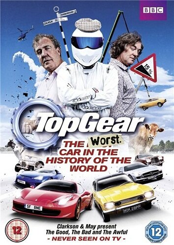 Top Gear: The Worst Car in the History of the World (видео) (2012)