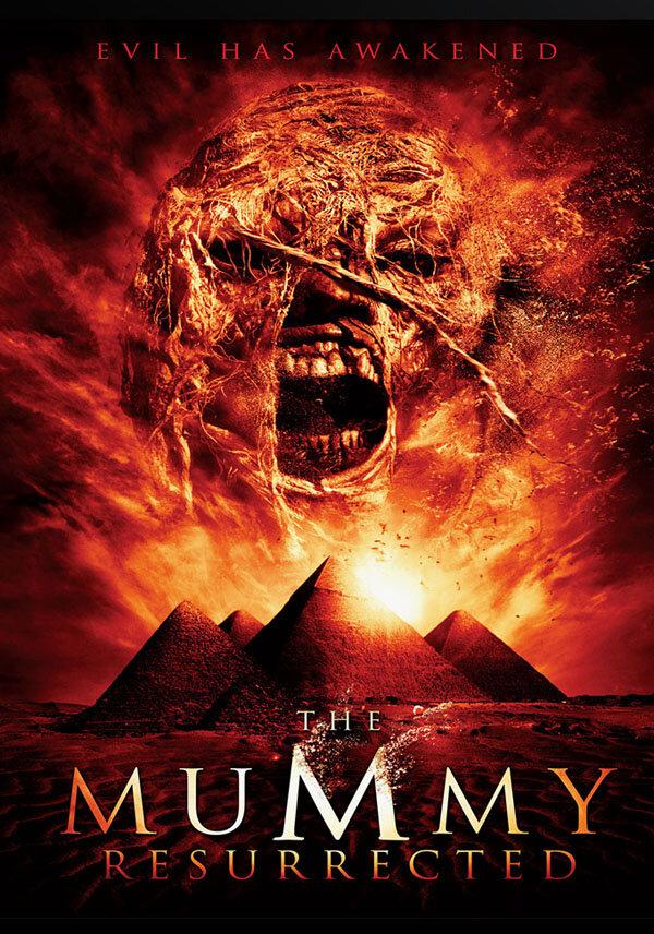 მუმია: აღზევება | The Mummy Resurrected | Мумия: Воскрешение,[xfvalue_genre]