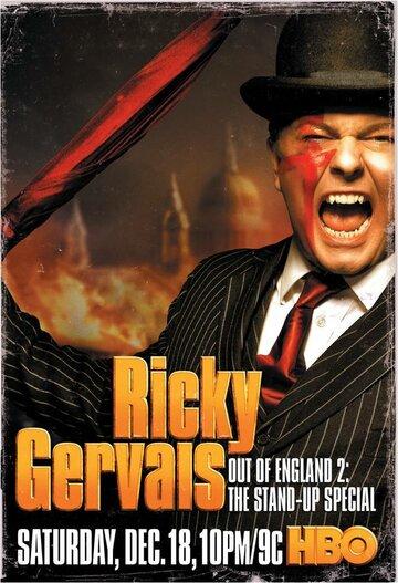 Рики Джервейс: Вне Англии 2