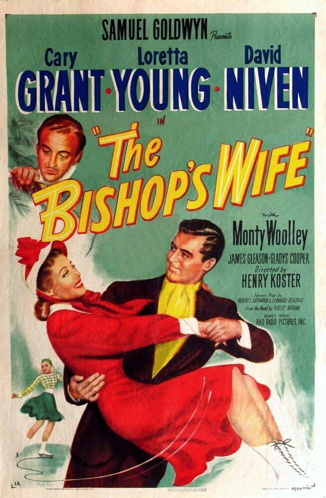 Жена епископа / The Bishop's Wife (1947)